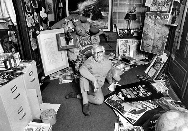 Ray Bradbury y la ciencia-ficción humana