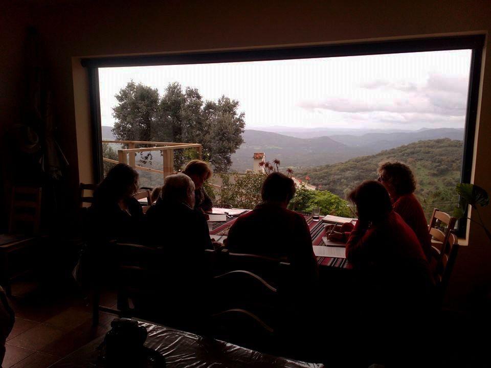 Vacaciones literarias en la sierra de Tentudía (Badajoz)