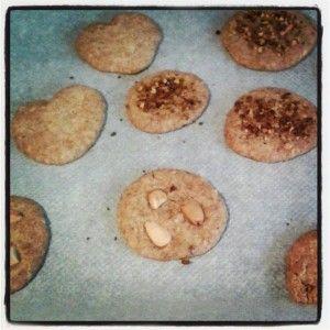 He aprendido a hacer galletas, gelato y pizza casera