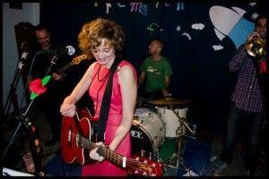 En concierto con Tremolina (Foto: Juanma Jiménez)