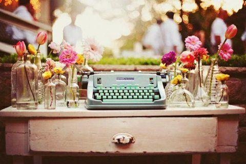 Fotos de maquinas de escrever 12
