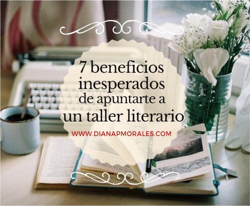 post 7 beneficios de apuntarte a un taller literario