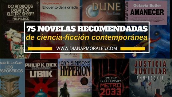 75 novelas recomendadas de ccff
